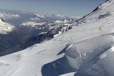 Okřídlení lyžaři