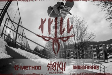 This is kurva Český street aneb Shred For Fun a jejich snowboardové video