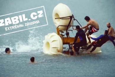 Zabil.cz – Summer SWAG camp 2014