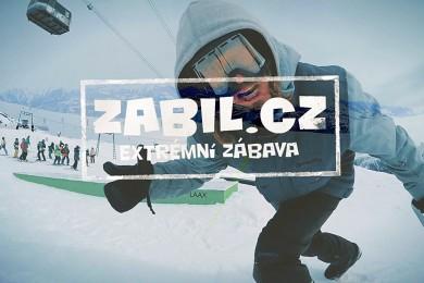 Československý lopatový masakrální snowboarding