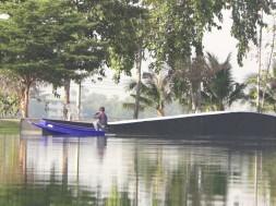 Rado Dubový a jeho Thajský wakeboarding
