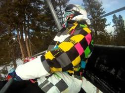 Tohle je ten pravý, opravdový, nefalšovaný, nesycený, čistý, pramenitý snowboarding!!!