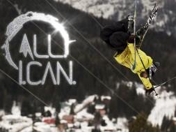 Není nic lepšího, než se pořádně projet na lyžích po ulici