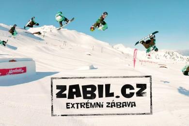Český snowboardový náklad od Nečiho a Horise!
