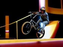 Šílený projekt, šílený rider