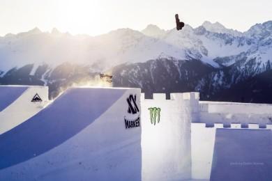 Slovenská snowboardová star Klaudia Medlová a její nový edit!