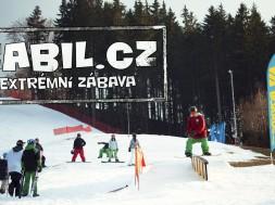 SNB and FREESKI swag Zabil.cz camp – Karolinka 2014