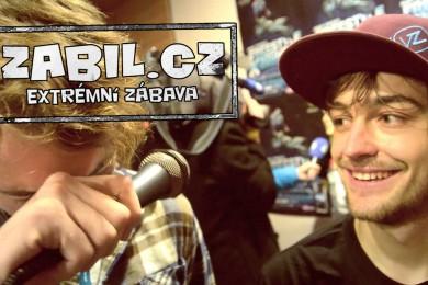 Sony Xperia Freestyle X-Night 2012 by TV Zabil.cz