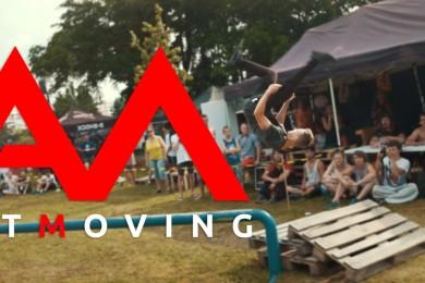 Art Moving Parkour Challenge 2016 Hradec Králové