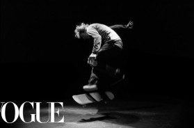 Skateboardová legenda Rodney Mullen a jeho nový video edit!