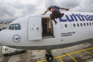 Taky tak zdrháváte na letadlo?