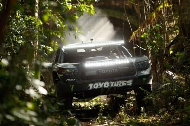 BJ Baldwin a jeho lítající Toyota