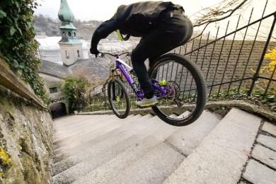 Taková ta obyčejná jízda na kole :-)