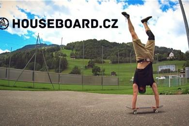 Škola skateboardingu od Honzy Kaňůrka