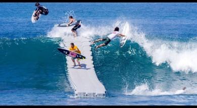 Slušná srandička pro surfing :-)