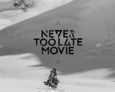 Nový česko-slovenský snowboardový film NEVER TOO LATE