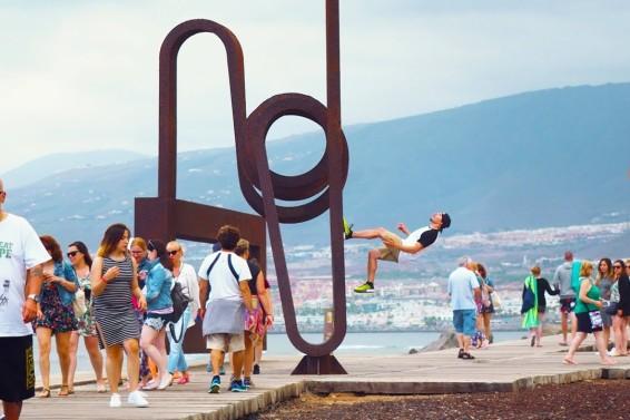 Honza Kaňůrek a jeho návštěva Kanárských ostrovů