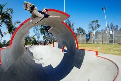 Kus pořádného skateboardingu