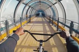 Londýn a Paříž očima bikera