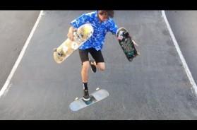 Skateboardin level 3 miliony