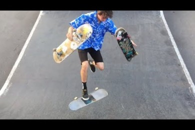 Skateboardin level 3 miliony